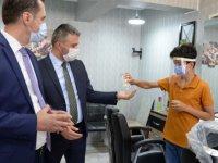 Pursaklar'da Karış Karış Virüs Uyarısı