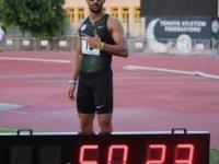 Milli Atlet Sinan Ören'den rekorlar peş peşe geliyor