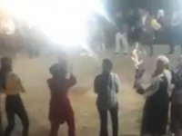 Sivas'ta sosyal mesafesiz ve maskesiz düğün