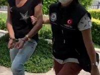 Uyuşturucu haplarla yakalanan üniversiteli genç kız tutuklandı