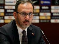 Bakan Kasapoğlu'dan müjde! Spor merkezleri açılıyor