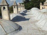 Tarihi yapıya monte edilen ve tepki toplayan o klimalar kaldırıldı