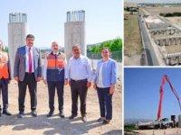 Bittiğinde bölgenin sanayi ve ticaret potansiyeli güçlenecek