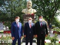 Kazak şair unutulmadı