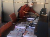 Millet Kıraathanelerinde öğrencilere kitap desteği