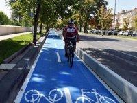 Ankara ilk bisiklet yoluna kavuştu