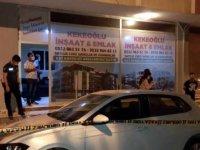 Tekirdağ'da müteahhit, tartıştığı 3 kişiyi tabanca ile yaraladı