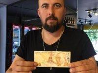 Hatalı basım 50 lirasına teklif bekliyor