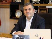 Kovid-19 tedavisi tamamlanan Çubuk Belediye Başkanı taburcu edildi