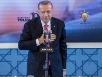 Cumhurbaşkanı Erdoğan'dan AK Parti'nin 19. yılı paylaşımı:  Bir milletin aşk hikayesi