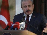 TBMM Başkanı Şentop: Türkiye olarak istisnasız her alanda gereken dersi verme kudretine sahibiz