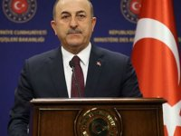 Bakan Çavuşoğlu: Suriyeli kardeşlerimize yardım elimizi uzattıkça, teröristler rahatsız oluyor