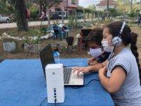 Sakarya'da 'Mobil EBA' araçlarıyla çocuklara eğitim verilecek