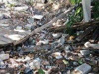 Kızılcahamam'da mıntıka temizliği