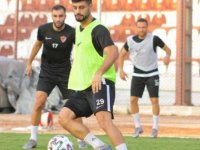 Atakaş Hatayspor'un Fenerbahçe mesaisi sürüyor