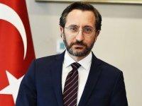 İletişim Başkanı Altun: Yunan hükümetini bu utanmazca hareketin sorumlularından hesap sormaya çağırıyorum