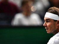Nadal Roma Açık Tenis Turnuvası'na veda etti