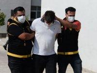 Emlakçıya molotofkokteyli attı, tutuklandı