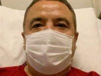 Başkan Böcek'in sağlık durumu düzeliyor
