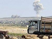 Rus uçakları, Suriye'nin İdlib kentinin güneyini bombalıyor