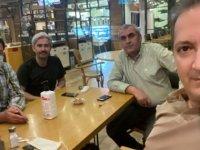 Milli eğitim müdürlerinin kafede maskesiz toplantısına para cezası