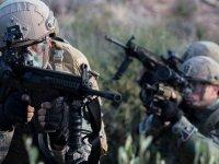 Barış Pınarı bölgesinde 4 terörist etkisiz hale getirdi