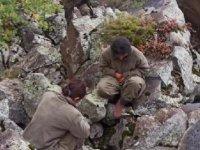 İçişleri: 2 kadın terörist sağ olarak ele geçirildi