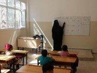 Suriyeli öğrenciler de eğitim-öğretime başladı