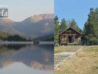 Gölet ve bungalov evler olan Akdağ Tabiat Parkı ve Kocayayla nerde, nasıl gidilir?