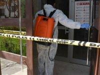 Apartman görevlisi ve eşi koronavirüse yakalandı, 129 dairede 500 kişi karantinaya alındı