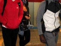 Malili kanat oyuncusu Diabate, Trabzon'a geldi