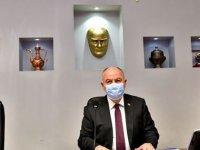 Vali Coşkun: Covid-19 hastasının yoğun bakımdaki tedavi maliyeti 15 bin lira