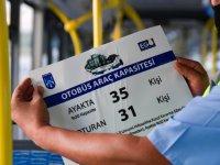 Toplu taşımalaraBilgilendirme Etiketleri