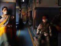 Kovid-19 nedeniyle son 24 saatte Hindistan'da 1089, Brezilya'da 729 kişi öldü