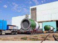 Rusya, Akkuyu NGS için üretilen reaktör basınç kabını Türkiye'ye gönderdi
