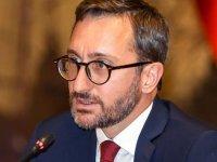 İletişim Başkanı Altun: Türkiye ve Azerbaycan iki devlet, bir millettir. Bunun gereğini yaparız