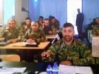 Azerbaycan-Ermenistan çatışma hattından ilk kare