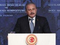 TBMM Başkanı Şentop: Azerbaycan, Türkiye için gönül coğrafyasıdır, kader coğrafyasıdır