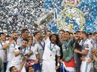UEFA Şampiyonlar Ligi'nin en başarılısı Real Madrid