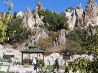 Ankara'nın peribacalarına 'hassas' koruma