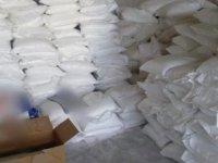 Konya'da kaçak deterjan operasyonu: 2 gözaltı