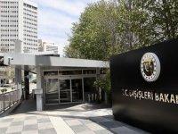 Dışişleri: Türk Kızılay yetkilisi Budak'a gerçekleştirilen silahlı saldırıyı şiddetle kınıyoruz