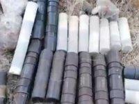 Hakurk bölgesinde terör örgütü PKK'ya ait silah ve mühimmat ele geçirildi