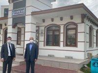 Yeni muhtarlık hizmet binası hizmete açıldı
