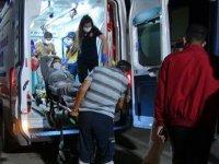 Kilis'te husumetli iki aile arasında silahlı- taşlı- sopalı kavga: 8 yaralı