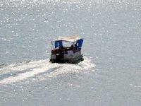 Gülistan'ı arama çalışmaları 17 kilometrelik baraj gölünde devam ediyor