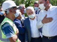 Bakan Kurum: Elazığ'da yıl sonuna kadar 8 bin konutu teslim edeceğiz