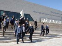 Türk Tarih Müzesi'ne hayran kaldılar