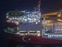 Fatih sondaj gemisi ikinci sondaj noktası Türkali-1'e gitmeye hazırlanıyor