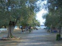 Assos'ta Cumhuriyet bayramı öncesi işletmeciler hazırlıkları tamamladı